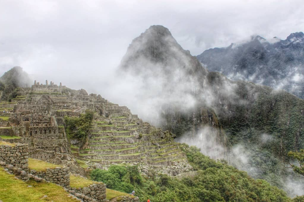Inca trail and Machu Picchu