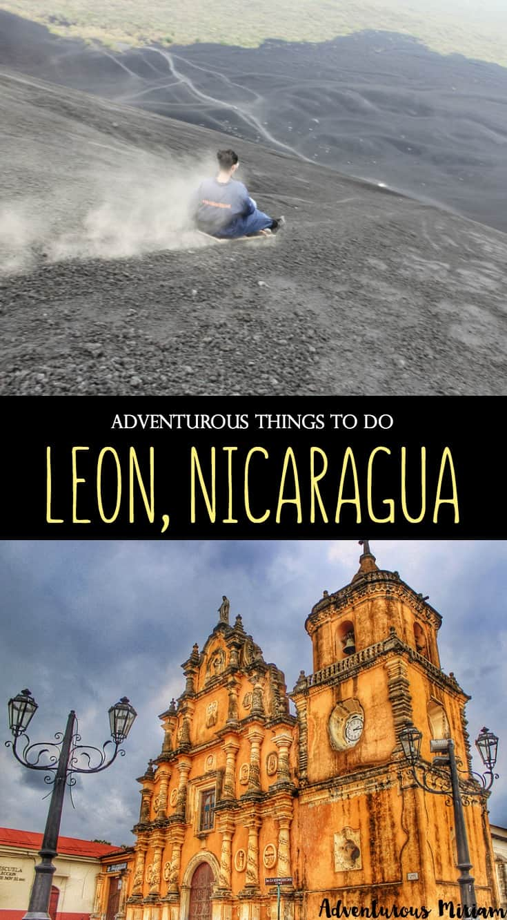 León is best known for volcano boarding and its more than a dozen colonial churches, most of which are beautifully restored and within walking distance of each other. Here's an introduction to León, Nicaragua.