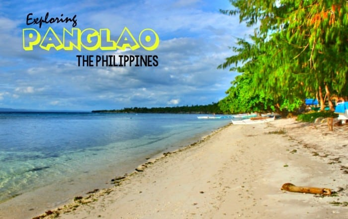 Exploring Panglao in the Philippines