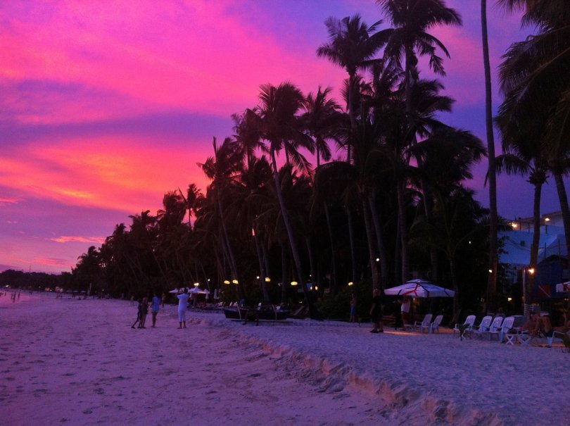 The Insanely Beautiful Sunsets of Boracay