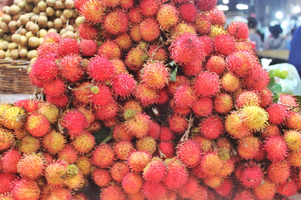 EXOTIC FRUITS, Siem Reap, Cambodia