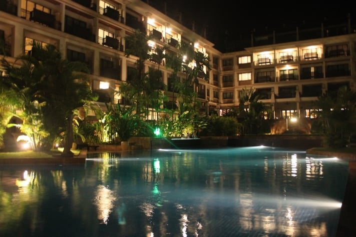 Luxury in Siem Reap, Cambodia