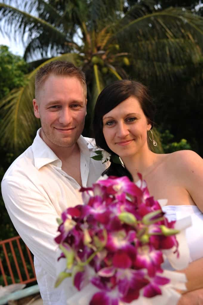 Getting married in Thailand