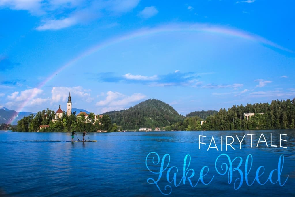 Fairytale Lake Bled