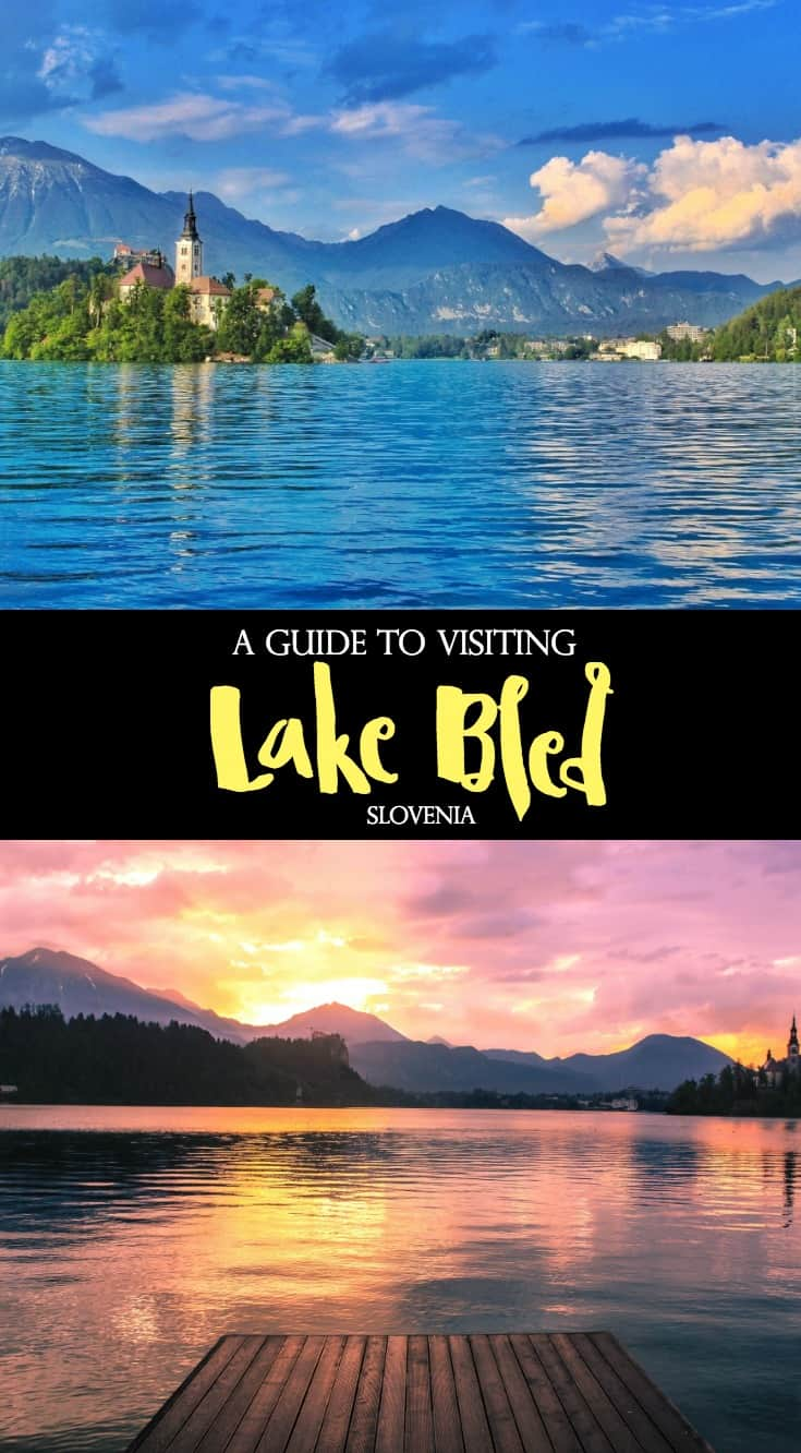Lake Bled is one of the most magical places in Europe. Like stepping right into a fairytale that you never want to leave. Here's why you should visit Lake Bled in Slovenia.