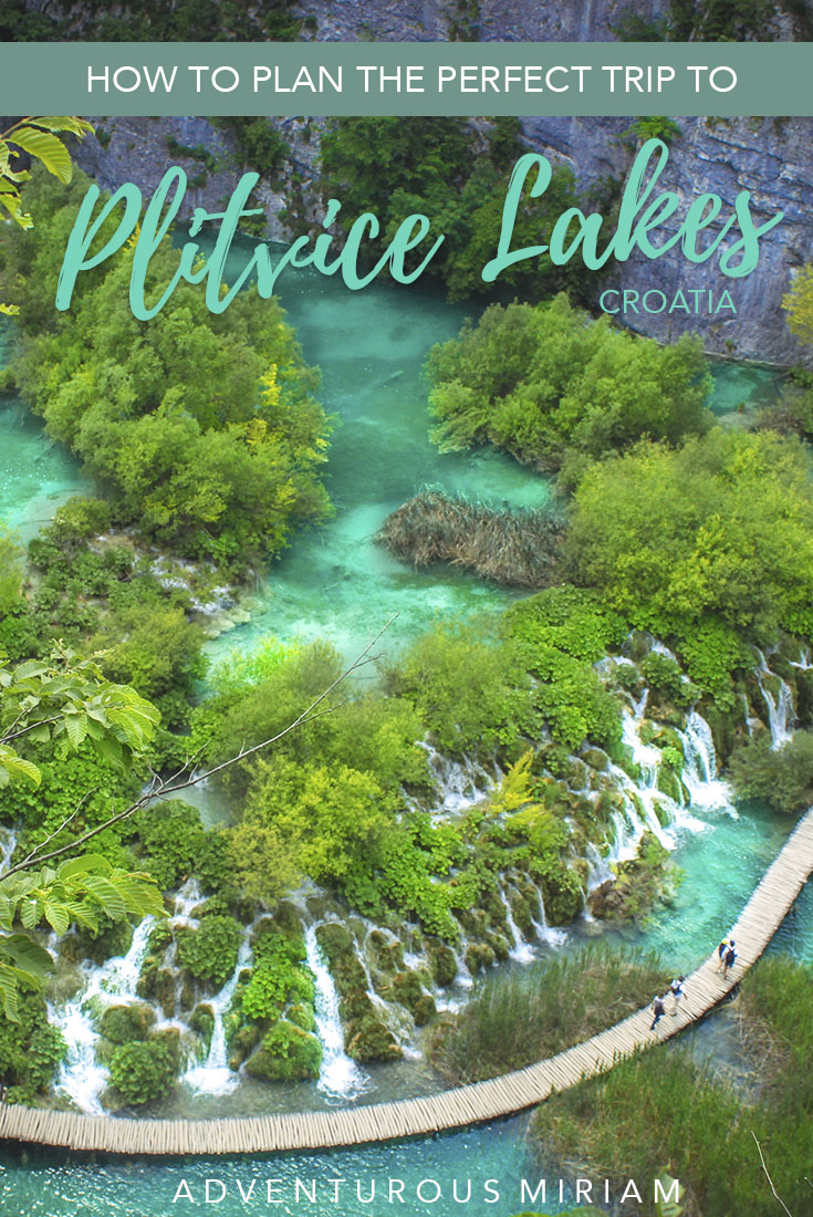 What To See At Plitvice Lakes National Park Croatia