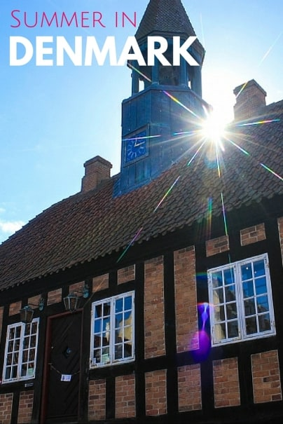 A beautiful summer in Denmark. From Copenhagen, North Jutland to Djursland - here's the best of the Danish summer!