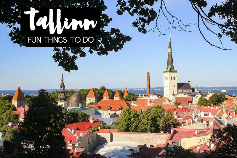 Fun things to do in Tallinn, Estonia