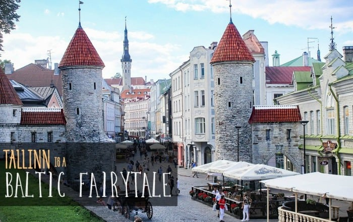 Tallinn is a Baltic fairytale