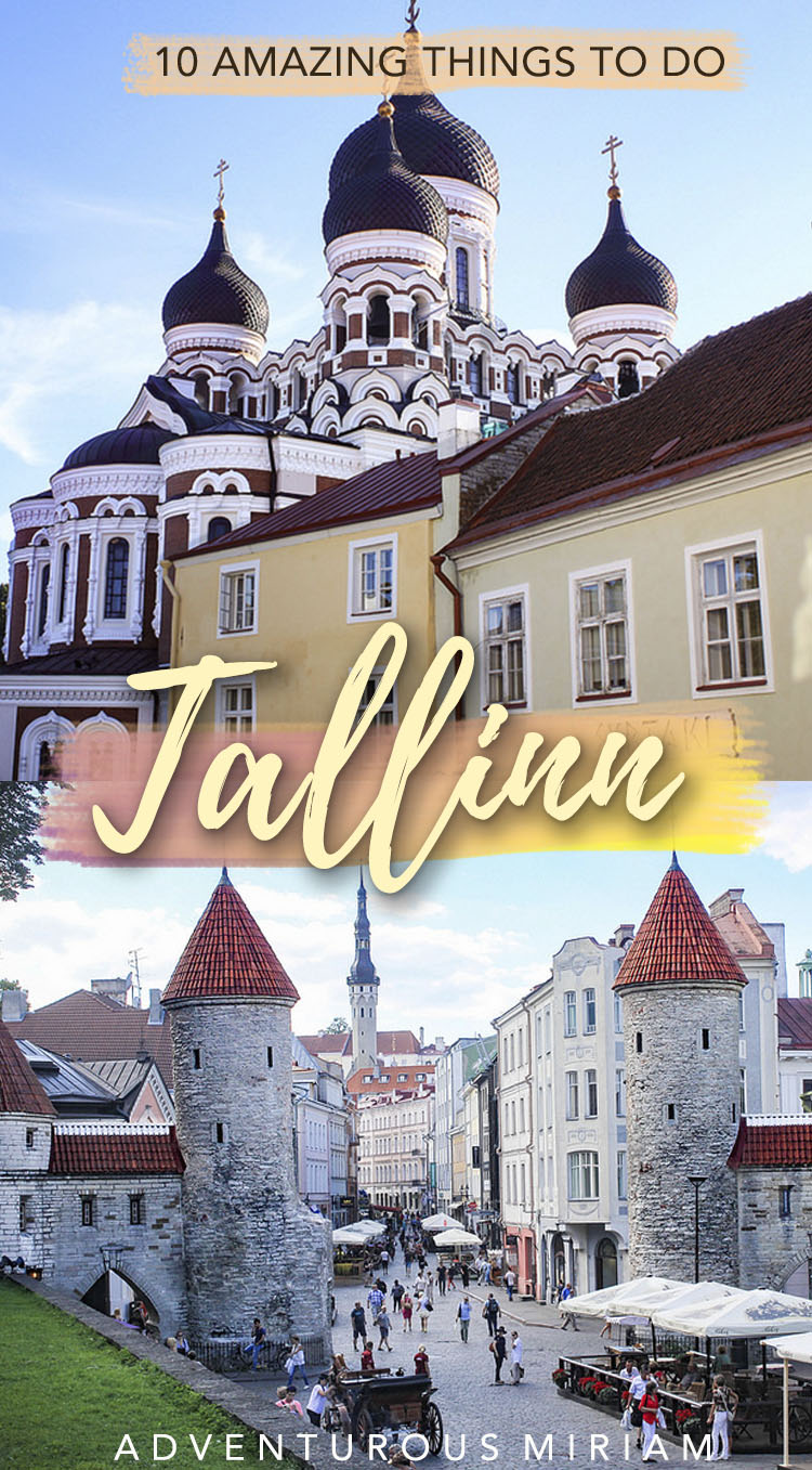 Travel guide: 10 most fun things to do in Tallinn Estonia, including where to stay, prices and how to get around. #tallinn #estonia