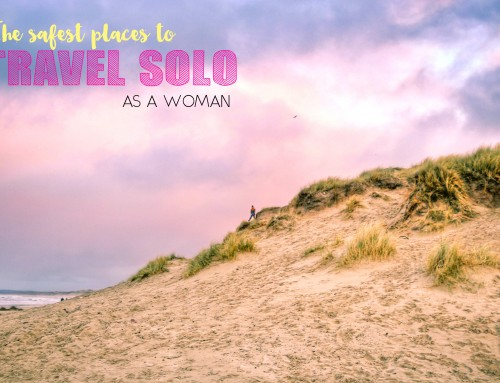 5 safest places to travel solo as a woman