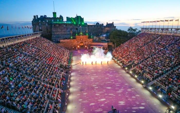 Edinburgh Festivals, Scotland-24