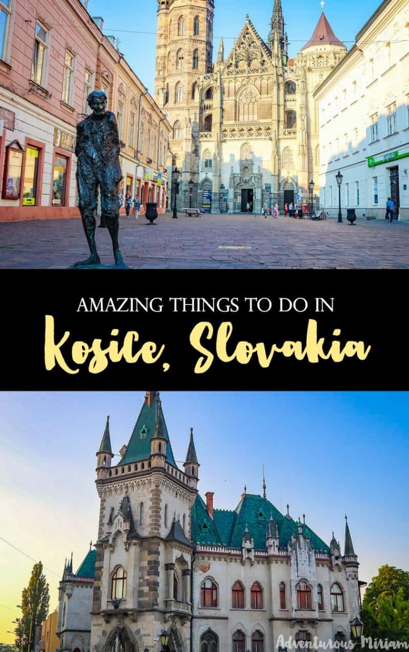 Košice is one of the most underrated cities and hidden gems in Europe. It's the second largest city in Slovakia, and in 2013 it was the European Capital of Culture. It's still fairly small and easy to get around though, especially if you're staying in Košice center near the pedestrian street. Here's a list of all the amazing things to do in Kosice, Slovakia.
