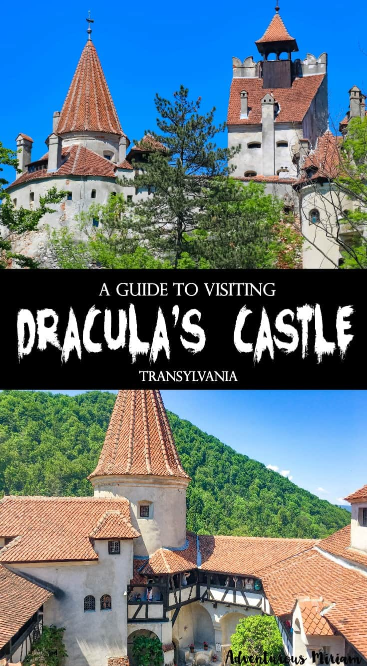 High above a valley in Transylvania, perched on a rock with a flowing river below lies the castle of count Dracula. You'll find the Gothic Bran castle near Brasov, which has long been linked to the devilish vampire, although Dracula probably won't be there when you arrive. Here's everything you need to know before visiting.