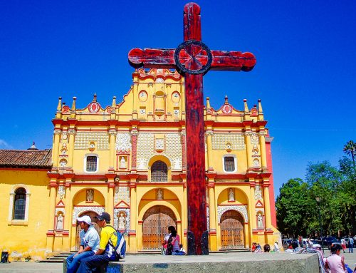 San Cristobal de las Casas – the cultural capital of Chiapas