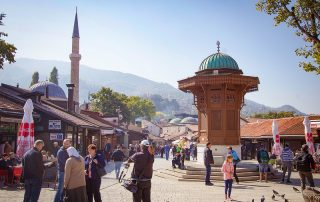 Things to do in Sarajevo, Bosnia