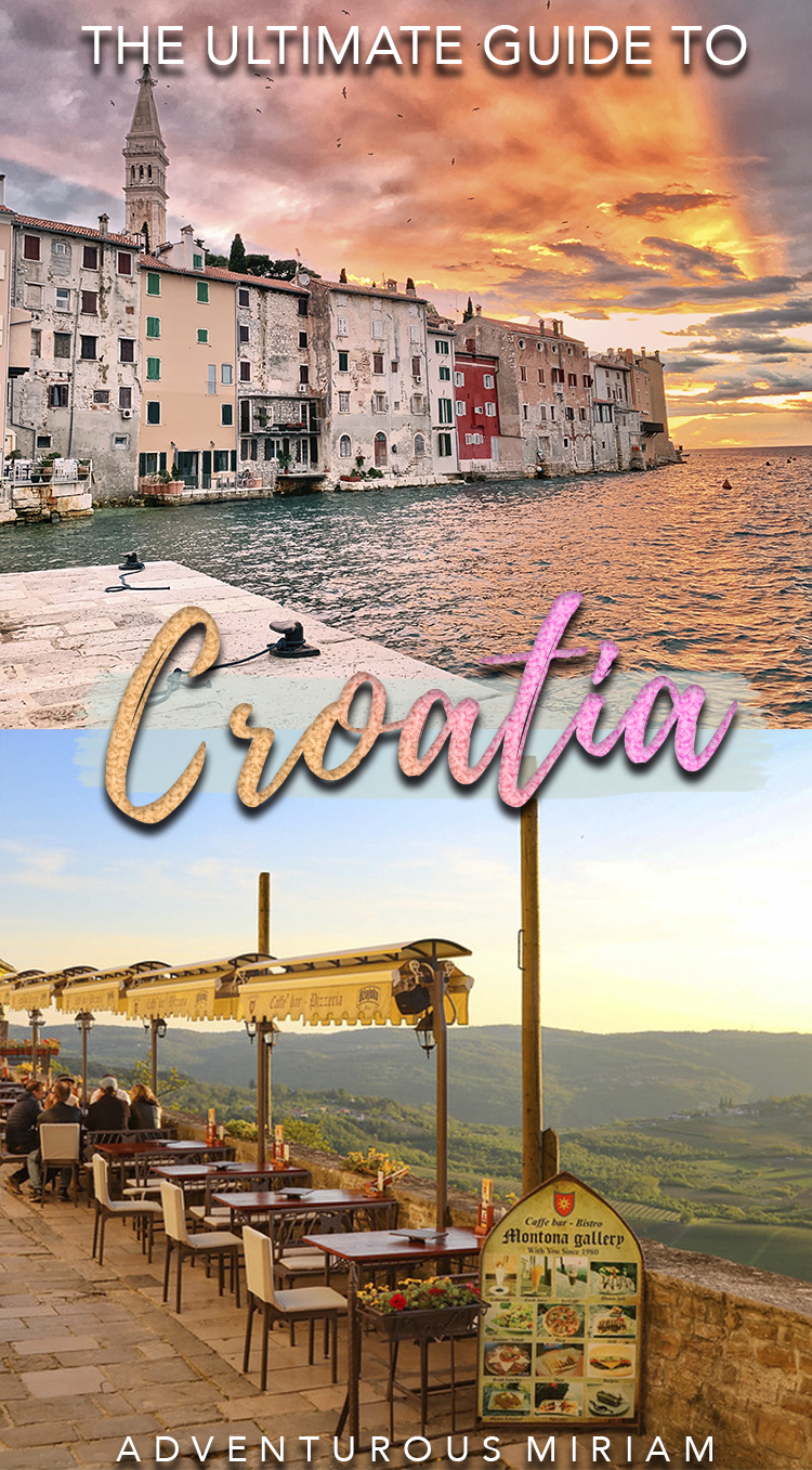 Get the must-have tips in my Croatia travel guide, incl. what to see, what to eat and where to stay. Travel to Croatia and experience it for yourself. #croatia #travel #guide