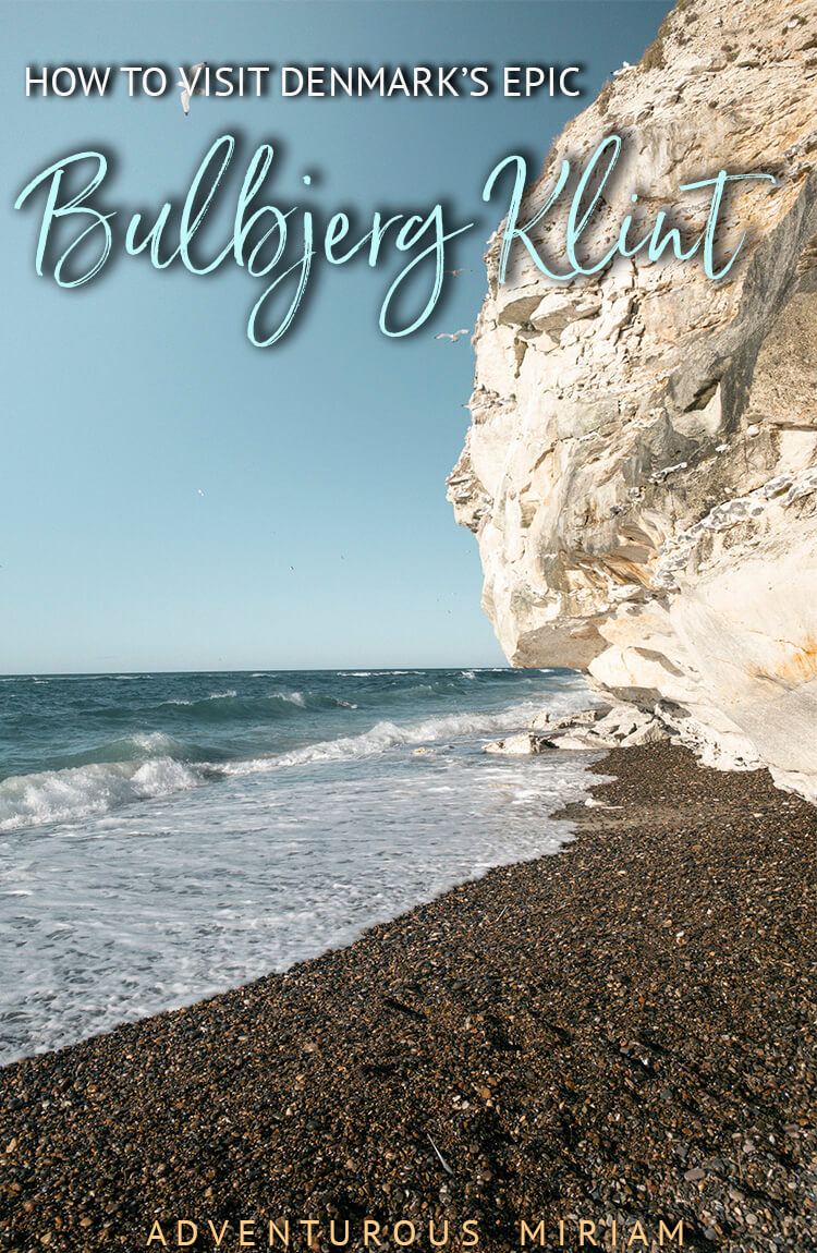 Bulbjerg Klint is a beautiful natural sight in Denmark. Located right outside Thy National Park, the cliffs are perfect for a day trip for the whole family.